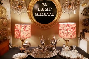 Social Media by Debra Gibson- Welch for The Lamp Shoppe