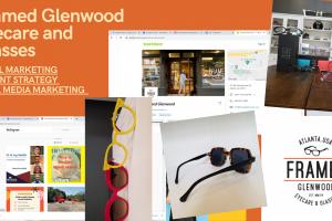 Framed Glenwood Eyecare and Glasses, Glenwood Park