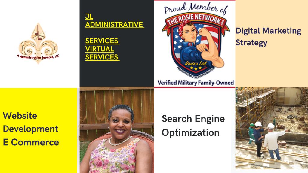 JL Administrative Services LLC- Virtual Services
