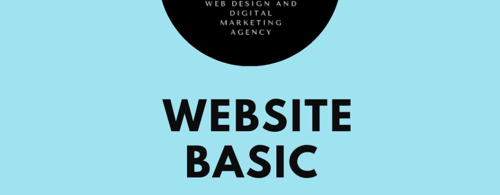 Basic Website | $1200