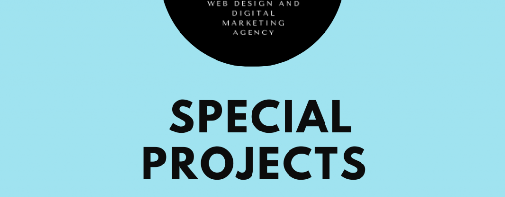 Special Projects | $65*