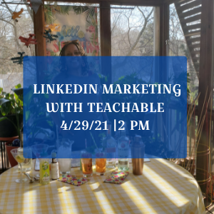 Linkedin Marketing with Debra