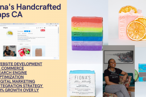 Fiona's Handcrafted Soaps