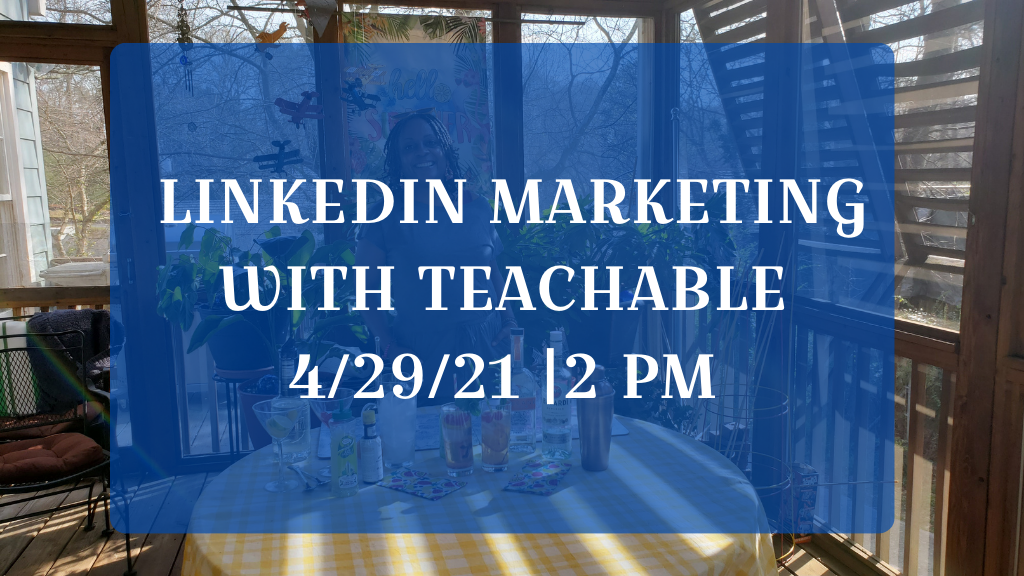 Linkedin Marketing with Debra Gibson-Welch