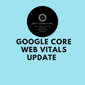 Google Core Web Vitals Checklist